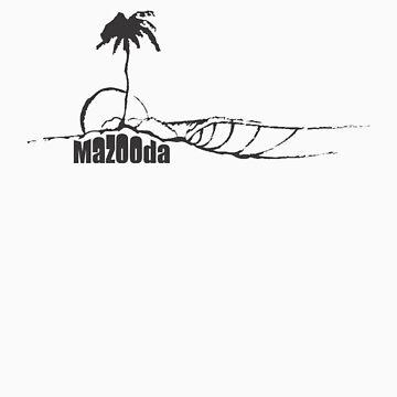 Mazooda_Island_Black by Mazooda