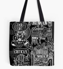 Attention Tote Bag