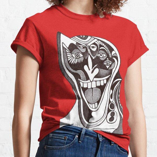 Joker (original pen drawing) Classic T-Shirt