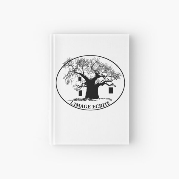 Limageecrite Logo Tree Hardcover Journal