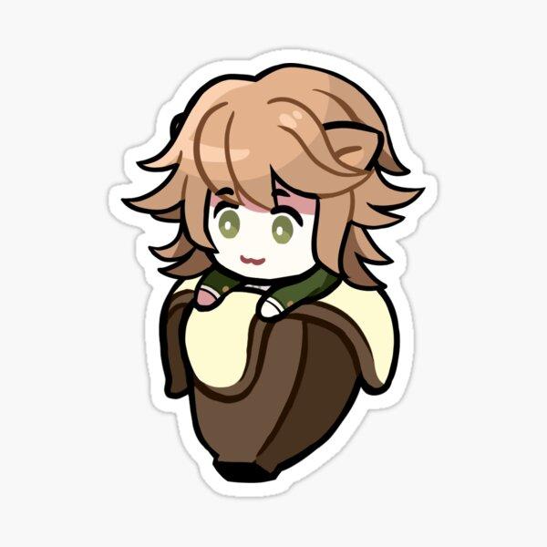 Bananya Chihiro Sticker