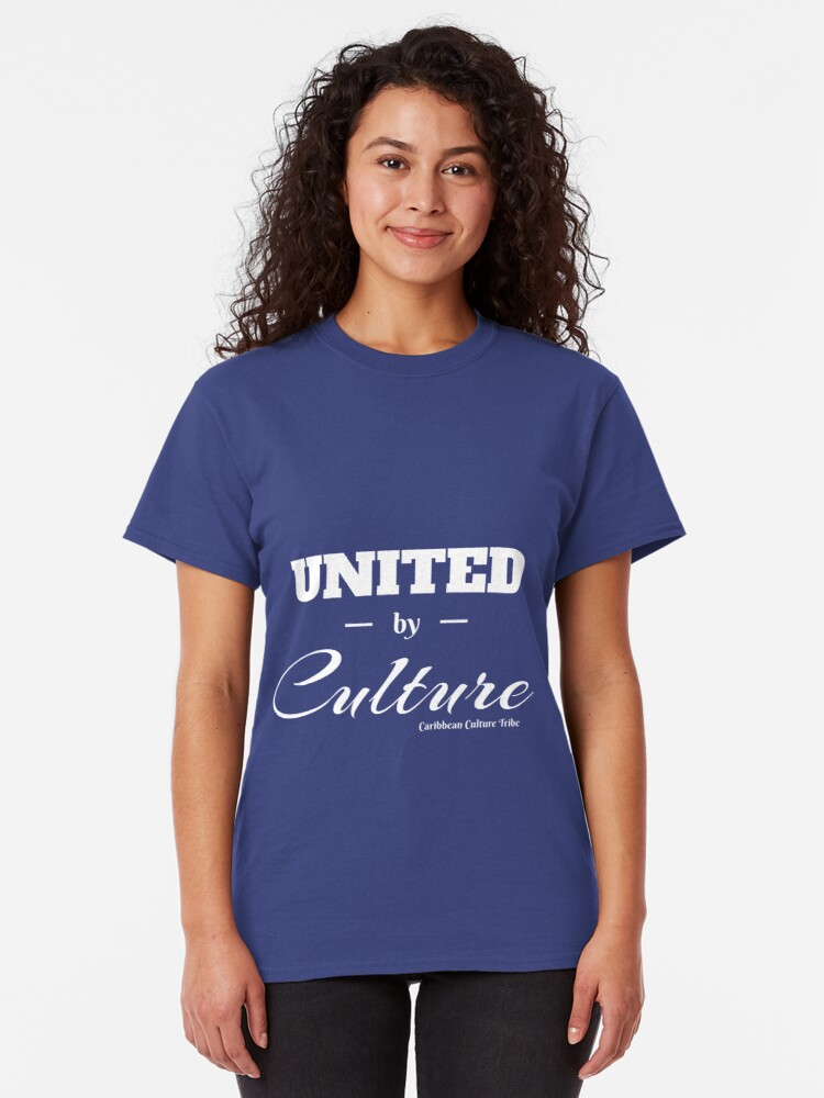Alternate view of United by Culture Classic T-Shirt