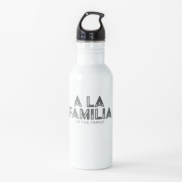 Para la familia Botella de agua