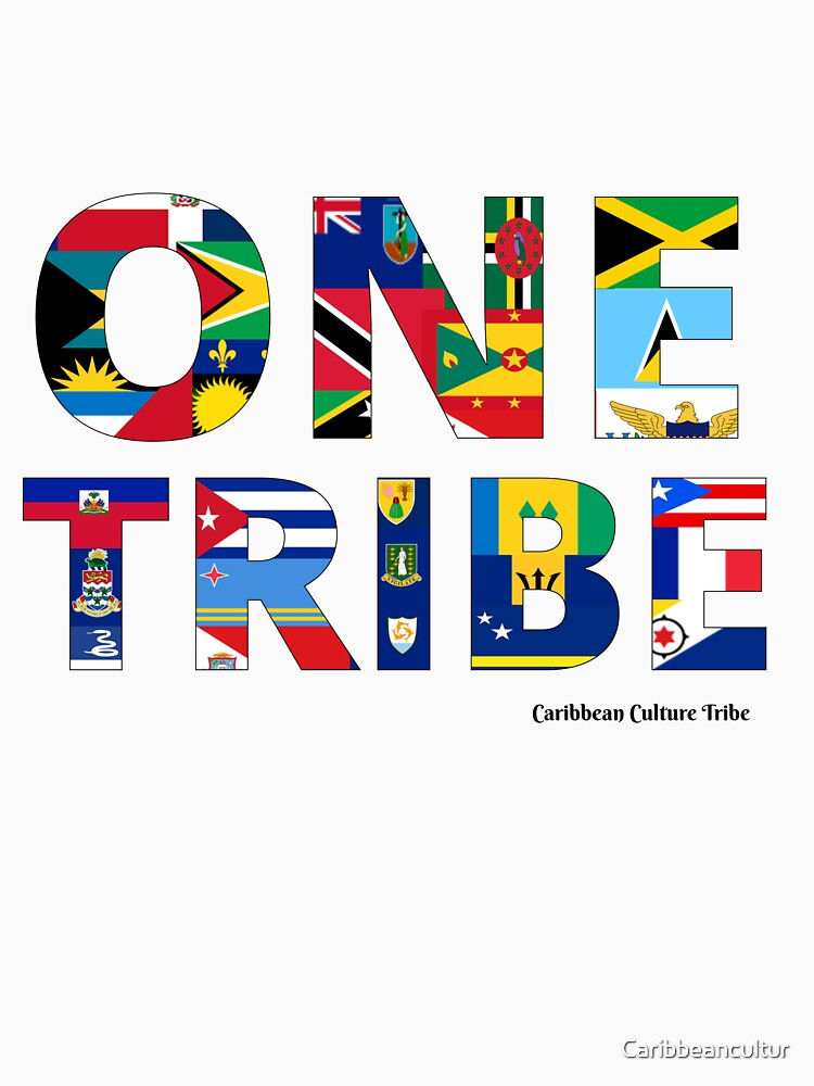 One Tribe by Caribbeancultur