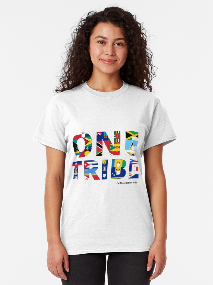 Alternate view of One Tribe Classic T-Shirt