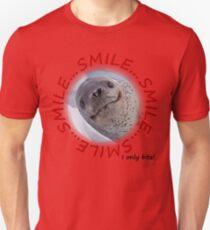 Smile...I only Bite! T-Shirt