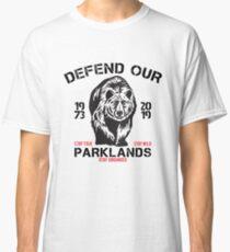 Defend our Parklands Classic T-Shirt