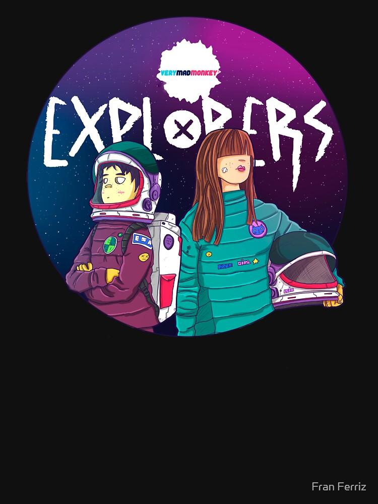 Explorers by Fran Ferriz de FranFerriz