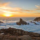 Sunset at Canal Rock by skphotography