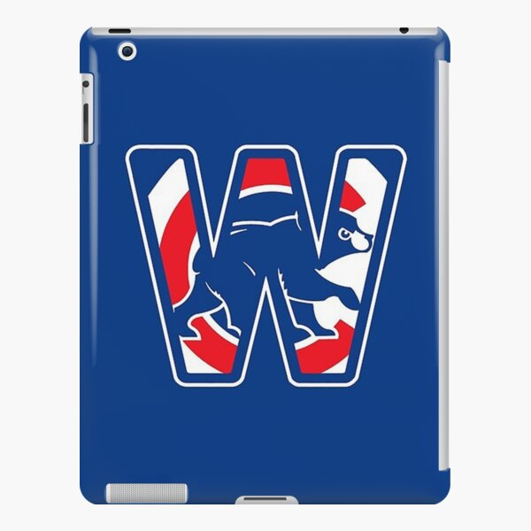 Chicago Cubs W iPad Snap Case