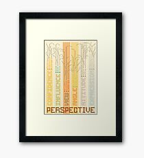 Perspective Framed Print