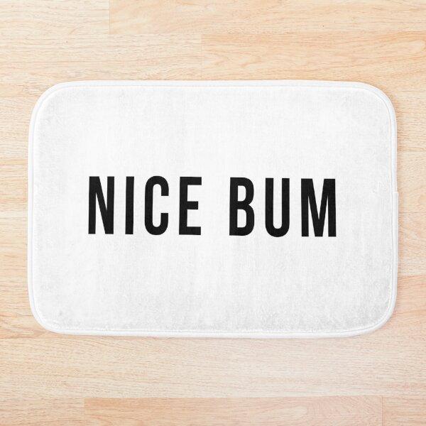 Nice Bum Bath Mat
