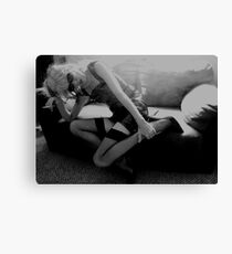 Silly Sunglasses Canvas Print