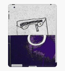 """Serious Study of a Silly Subject"" by Richard F. Yates iPad Case/Skin"