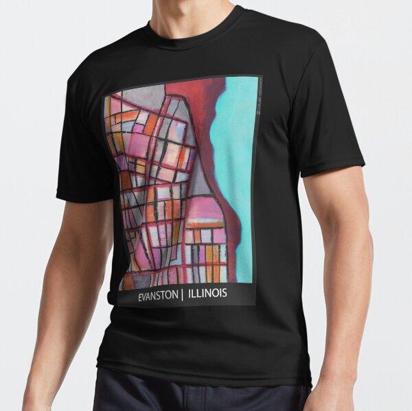 Evanston, IL Active T-Shirt