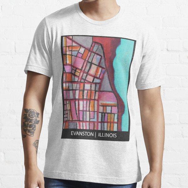 Evanston, IL Essential T-Shirt