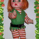 "My 1958 Arranbee ""Lil Imp"" Doll by Deborah Lazarus"