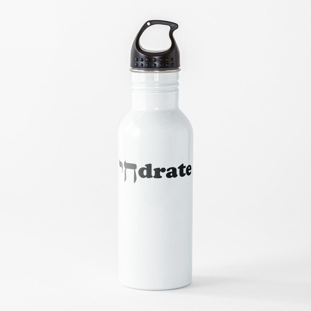 Chaidrate Water Bottle