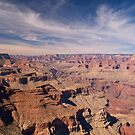 Grand Canyon from Desert View Point by Alex Cassels