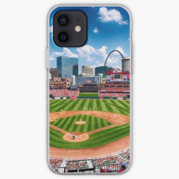 Busch Stadium Section 249 iPhone Soft Case