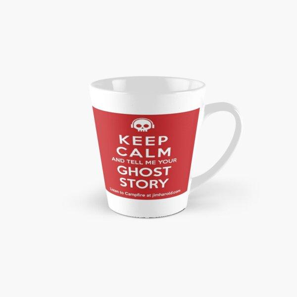 Keep Calm - Ghost Story Coffee Mug - 11 oz Tall Mug