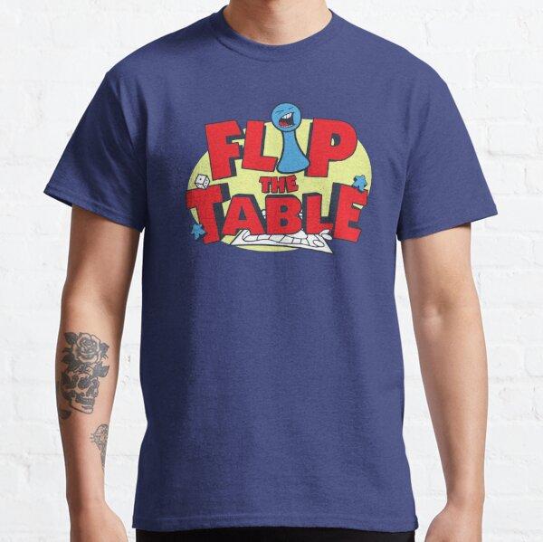 Flip the Table Logo Classic T-Shirt