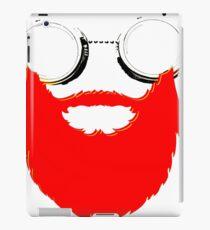 Beard Goggles iPad Case/Skin