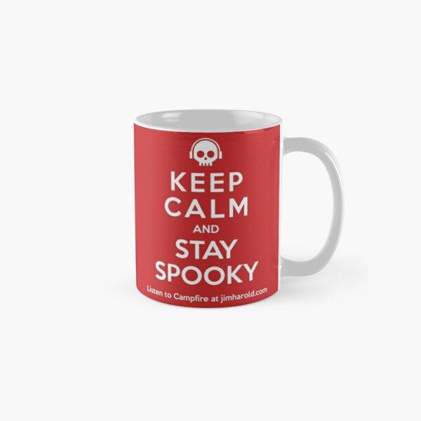 Keep Calm - Stay Spooky Coffee Mugs - 11oz Classic Mug