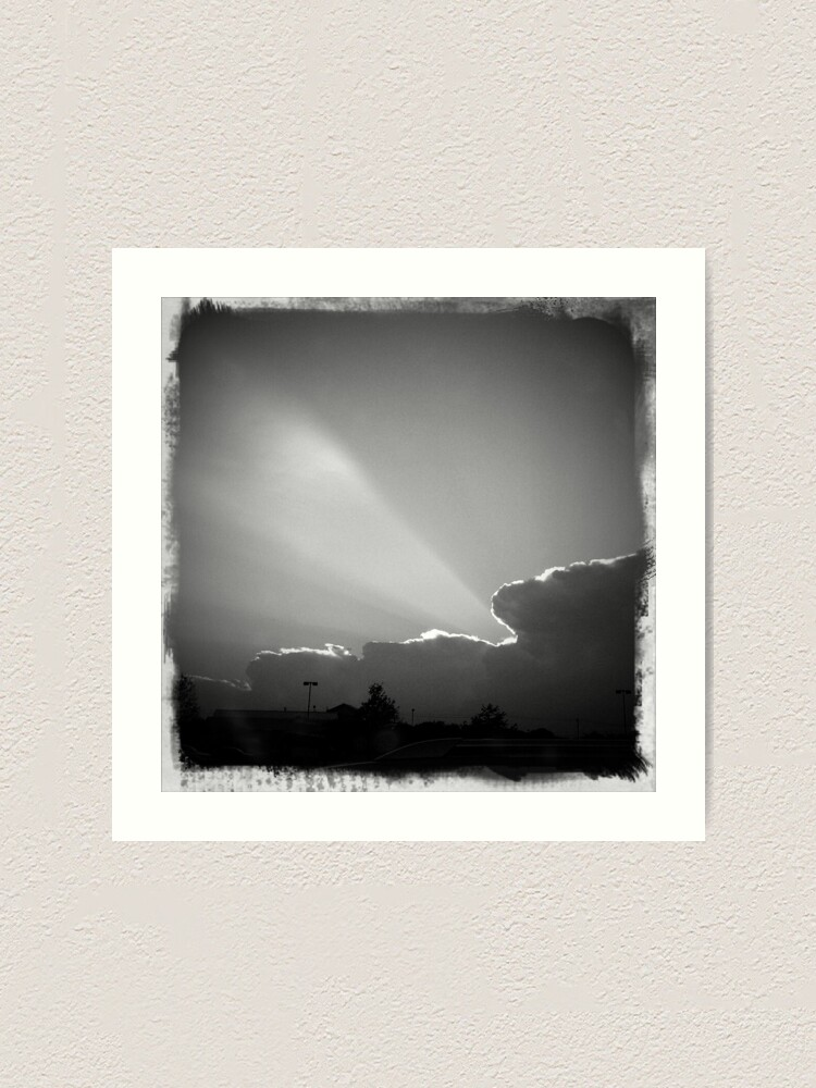 Alternate view of Before the Storm Art Print