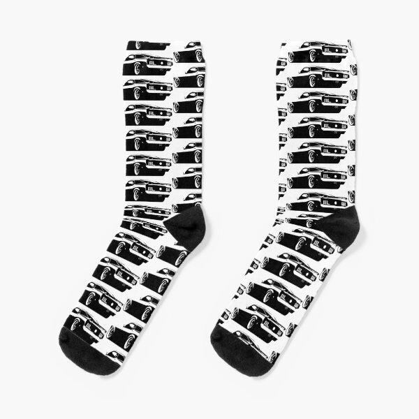 Ford Mustang Socks