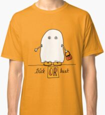 Trick or Treat doodle Classic T-Shirt