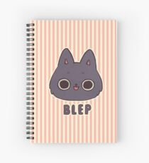 BLEP Spiral Notebook