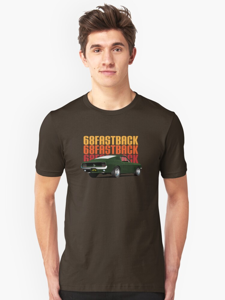 68 Fastback by superiorgraphix