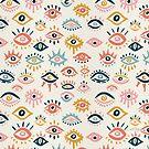 Mystic Eyes - Primäre Palette von Cat Coquillette