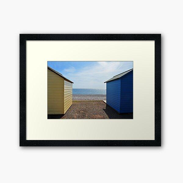 An English Summer Framed Art Print