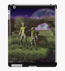 The Teacher .. science fiction iPad Case/Skin