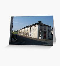 Burnley Terraces Greeting Card