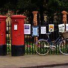 England Calling!! by artfulvistas
