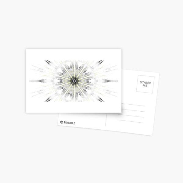 Design of Glory  Postcard