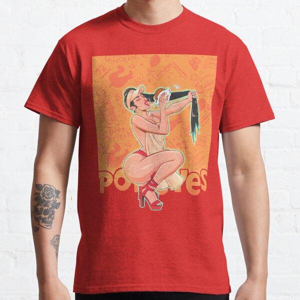 Spicy Chicken Sandwich   Classic T-Shirt