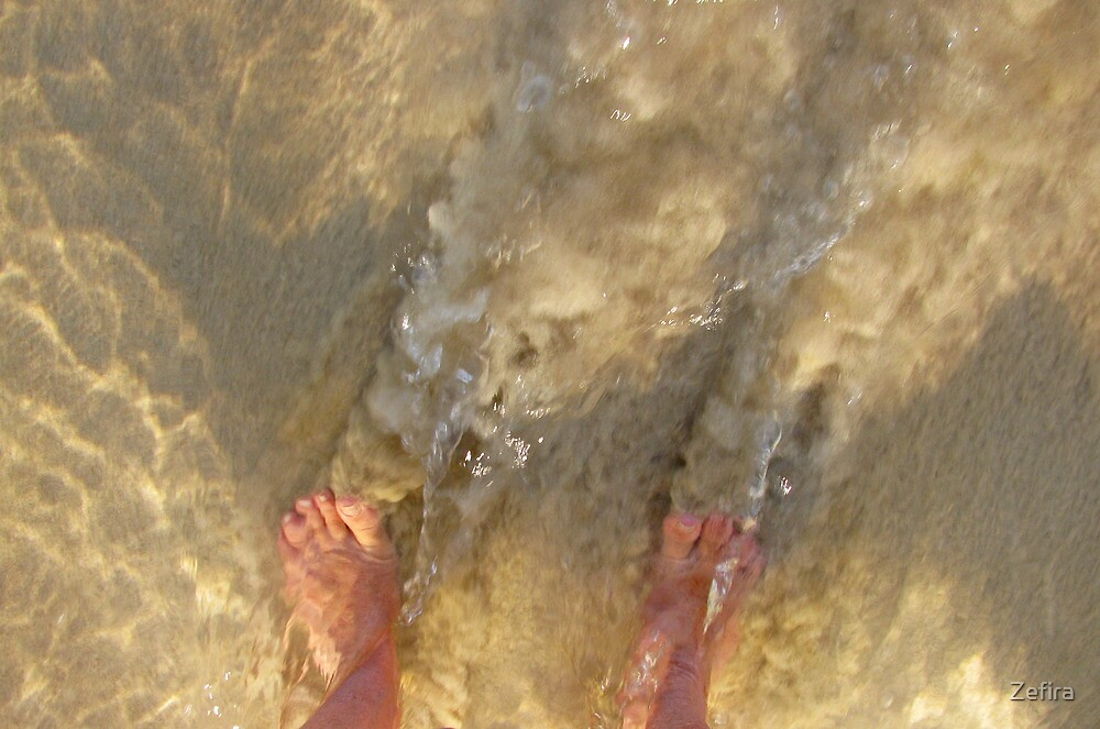 smokin' toes by Zefira
