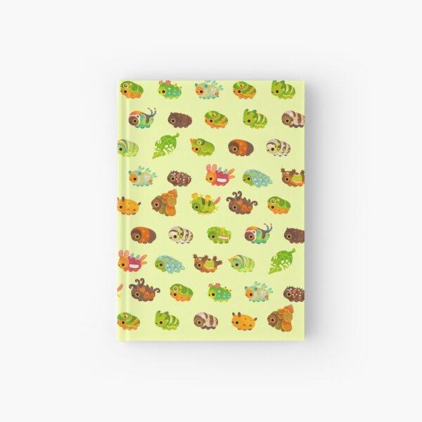 Caterpillar Hardcover Journal