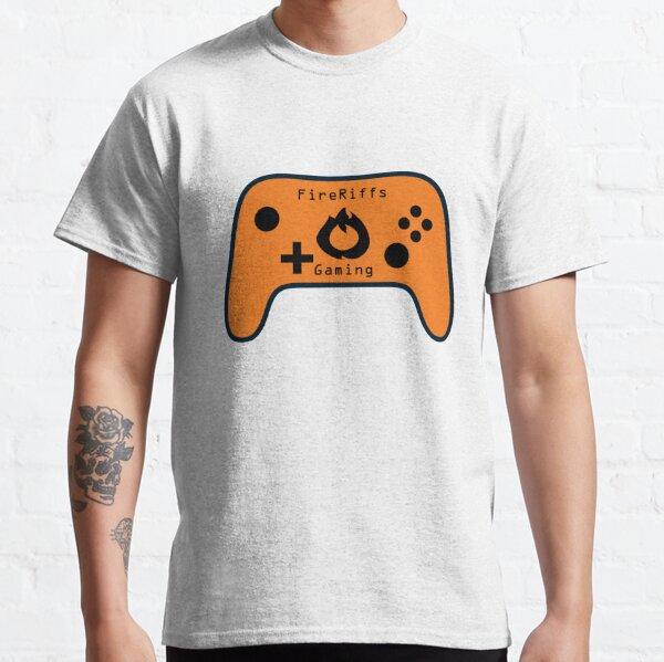 FireRiffs Gaming Logo Classic T-Shirt