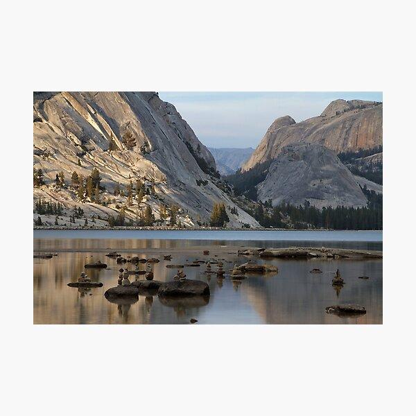 Tenaya Lake Photographic Print