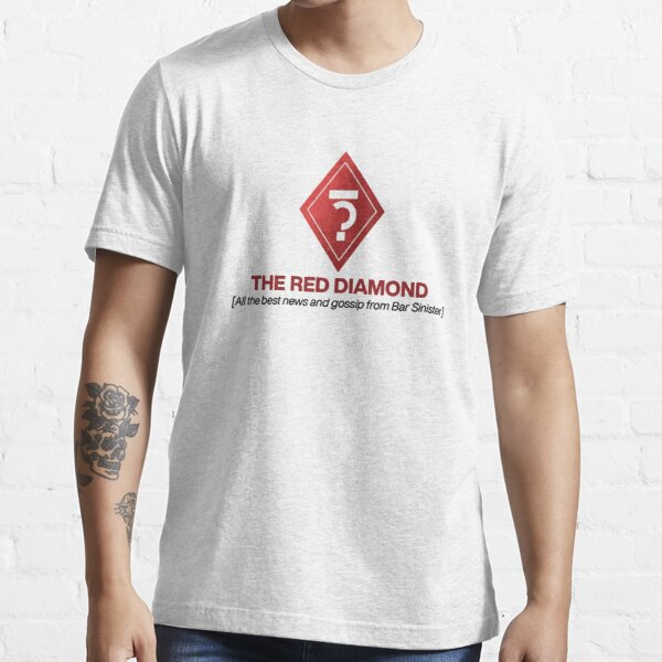 The Red Diamond Essential T-Shirt