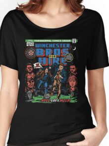 Bros 4 Hire Women's Relaxed Fit T-Shirt
