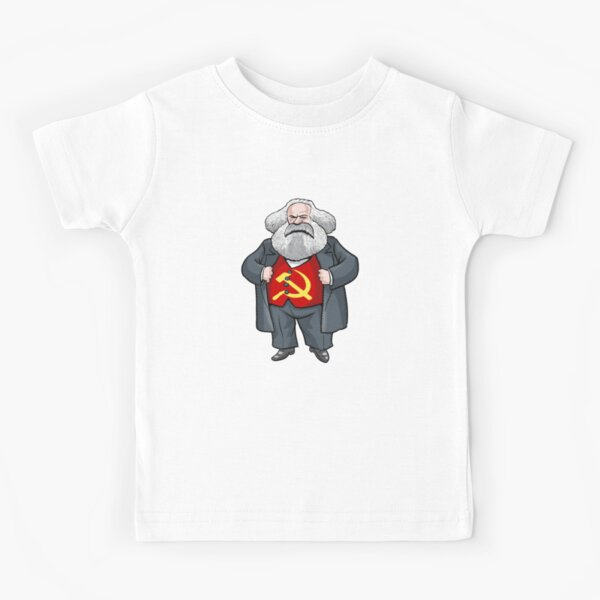 Karl Marx Kids T-Shirt