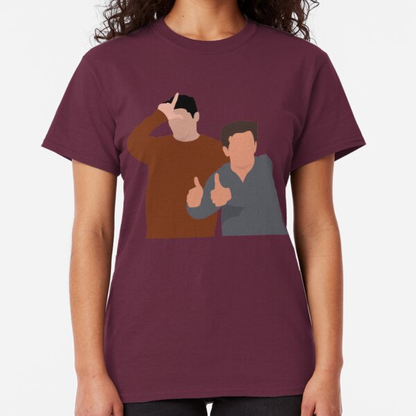 Joey and Chandler Classic T-Shirt