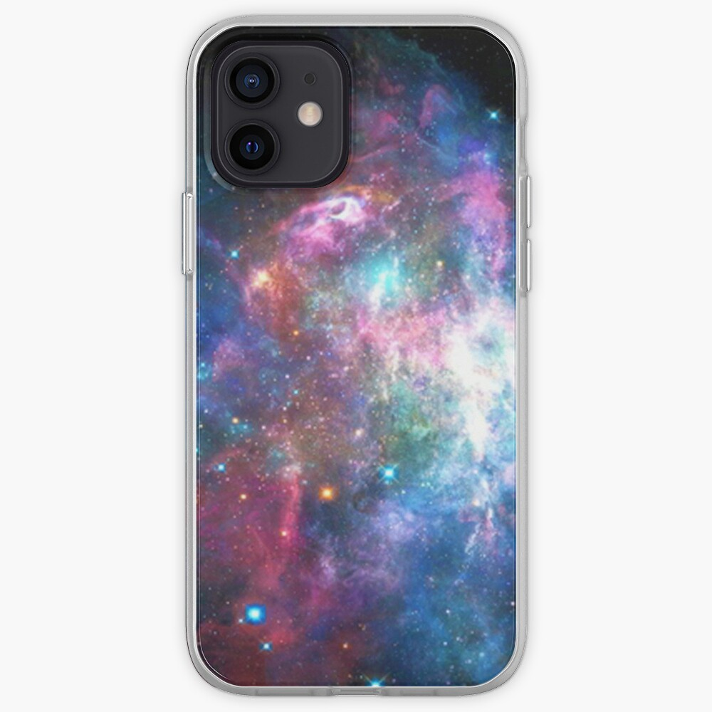 Nebula Galaxy Print iPhone Case & Cover