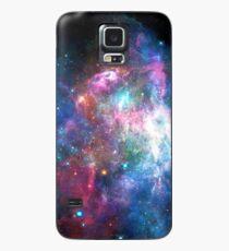 Nebula Galaxy Print Hülle & Klebefolie für Samsung Galaxy
